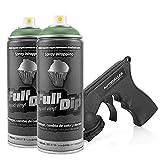 AutoFullCar Full Dip Pack 2 Spray FULLDIP + Regalo Adaptador Spray -...