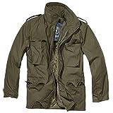 Brandit M65 - Chaqueta para hombre, estilo callejero verde oliva XXXXL