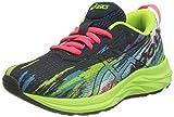 Asics Gel-Noosa Tri 13 GS, Road Running Shoe, French Blue/Hazard Green, 39 EU