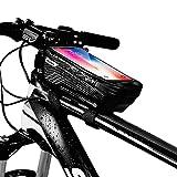 Niluoya Bolsa de Movil Bicicleta Manillar, Soporte Impermeable Accesorios...