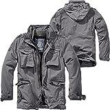 Brandit M65 Giant Jacke Chaqueta, Charcoal, S Regular para Hombre