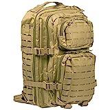 Mil-Tec Mochila US Assault de 20 L Laser Cut Color Coyote