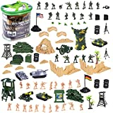 deAO Soldados en Battalla Fuerzas Armadas Unidad de Defensa Militar Figuras de...