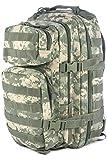 Mil-Tec EE.UU. Mochilla Assault Pack (Small/AT-Digital)