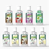 Gel Hidroalcohólico 60ML 70% Alcohol (6 Aromas Mixtos) 9 Unidades. Fabricado En...