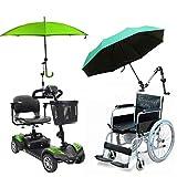 TANCHEN Paragüero de lluvia,Soporte para paraguas para bicicleta, soporte para...