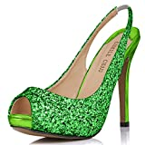 CHMILE CHAU-Zapatos para Mujer-Bombas de Tacon Alto de Aguja-Sexy-Vestido de...
