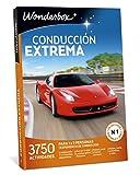 WONDERBOX Regalo -CONDUCCIÓN Extrema- 3.750 experiencias de conducción para...