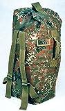 Commando Industries Normani - Mochila (estilo militar, color negro, verde oliva...