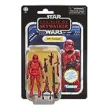 Star Wars- Figura y pack de artillería de Soldado Sith Colección Vintage...