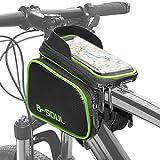 COFIT Bolsa de Manillar para Bicicleta, 3 en 1 Gran Capacidad Bolsa Cuadro...