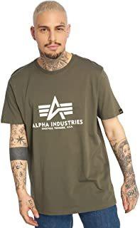 Camisetas para Hombre alpha industries