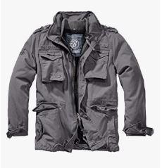 chaqueta militar hombre brandit