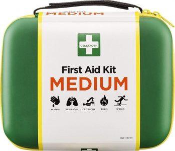 kit primeros auxilio