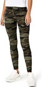 pantalón militar mujer camuflaje