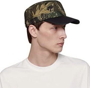 gorras verde militar hombre