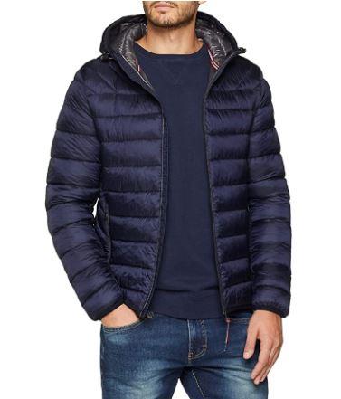 Napapijri Aerons hood chaqueta para Hombre azul