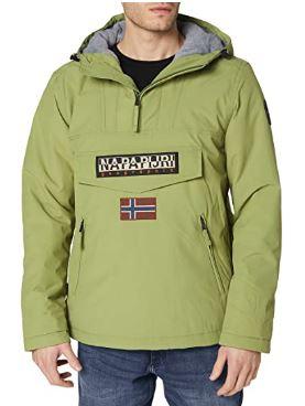 chaqueta napapjiri verde