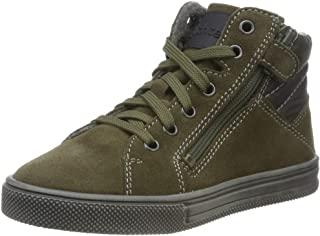 Zapatillas verde militar color militar