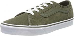 zapatillas deporte verde militar