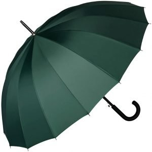 paraguas camuflaje verde militar
