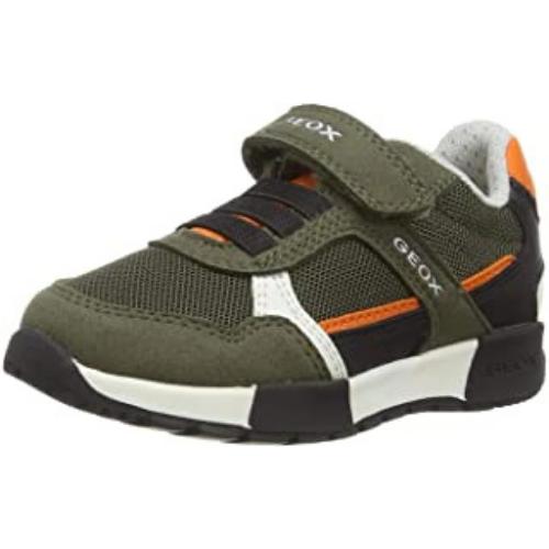 zapatillas verde militar niño