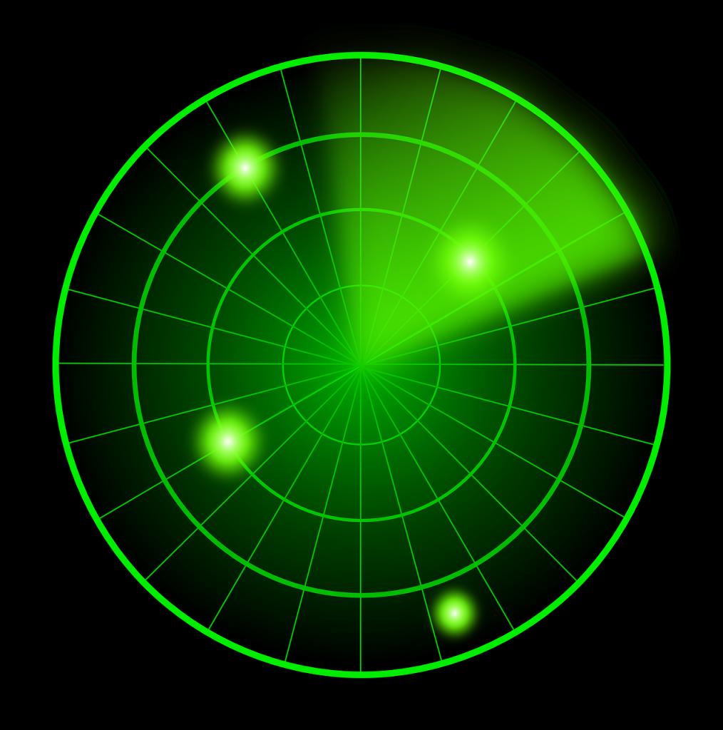 radar verde militar