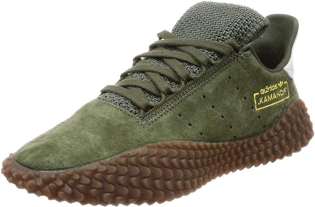 zapatillas verde militar hombre