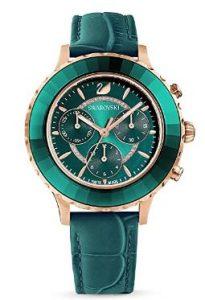reloj swarosvski mujer en verde mejores relojes militares mujer