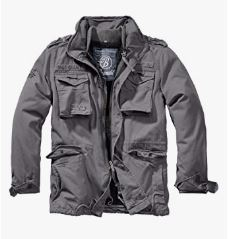 chaquetas militares hombre