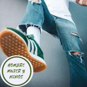 zapatillas verdes militares